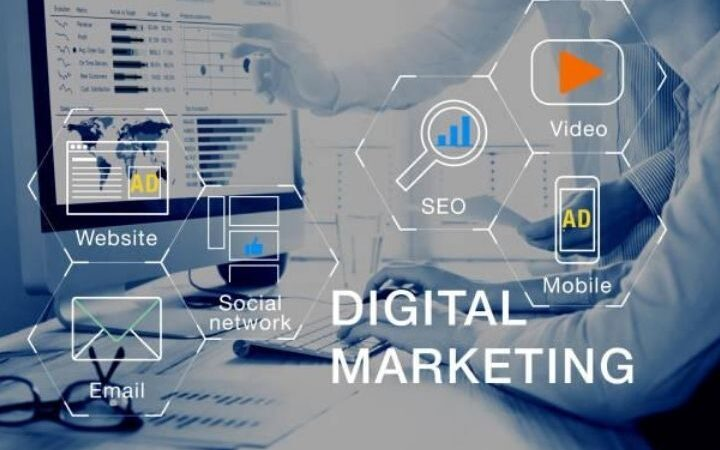 Digital Marketing And Implementation Of Marketing Strategy