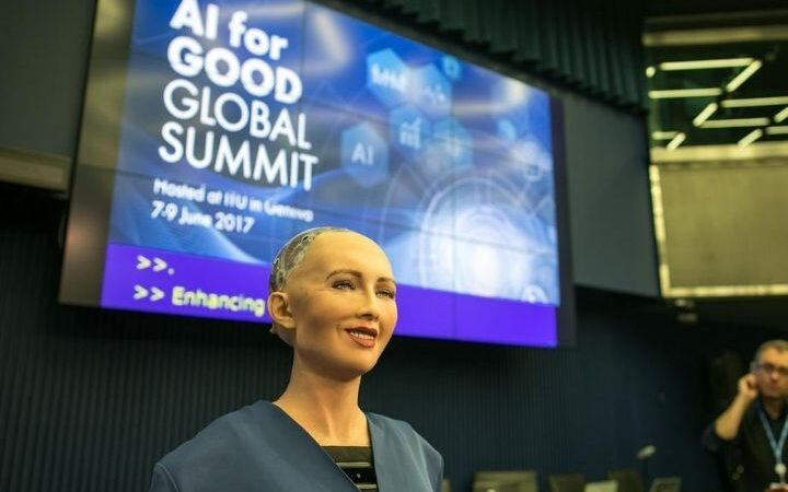 Humanoid Robot-The Future Of Artificial Intelligence