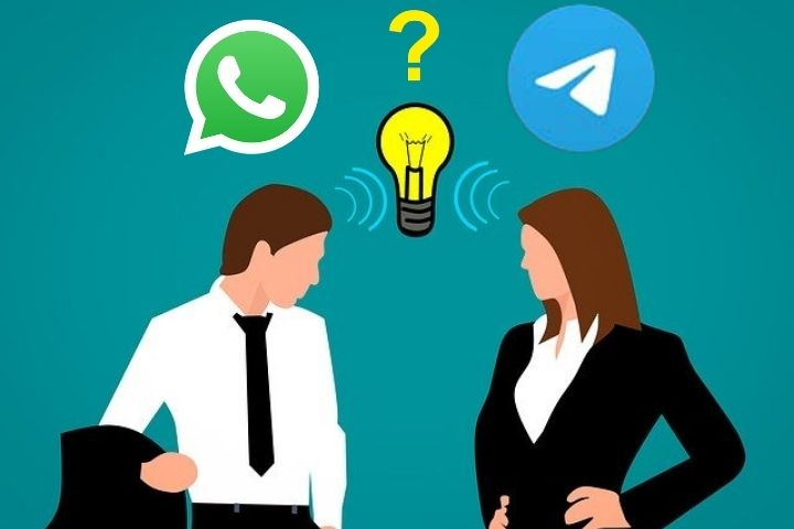 Which Is The Best Messaging App? Telegram Or WhatsApp!