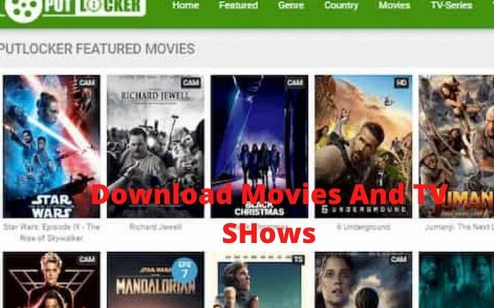 Putlocker | Watch Free Movies And TV Shows For Free 2020 (Updated)