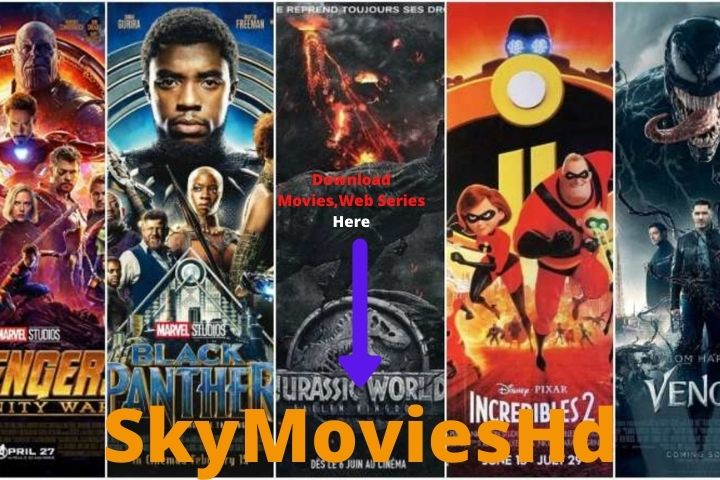 SkyMoviesHd | Download Latest Bollywood, Hollywood Movies,Web Series| Unblock Using Proxy & Mirror Sites [2020 Updated]