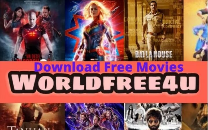 Worldfree4u 2020- Download Hollywood & Bollywood Movies From World4ufree And Know Latest News & Updates