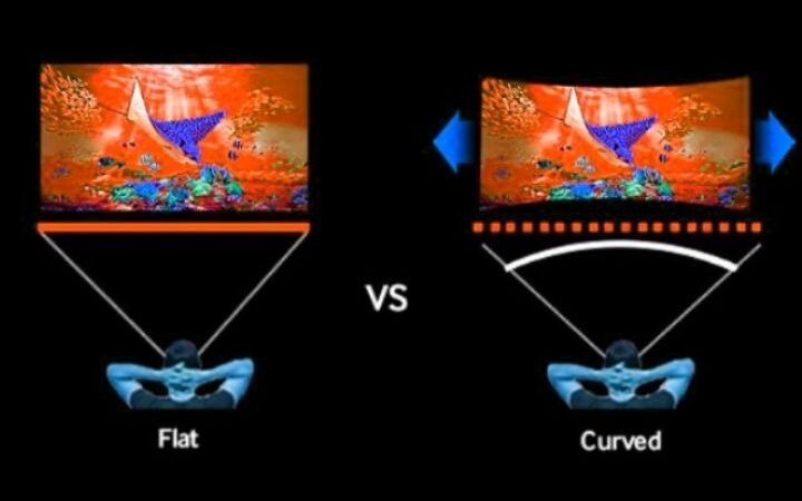 Which Is Better? Flat TV Or Curved TV