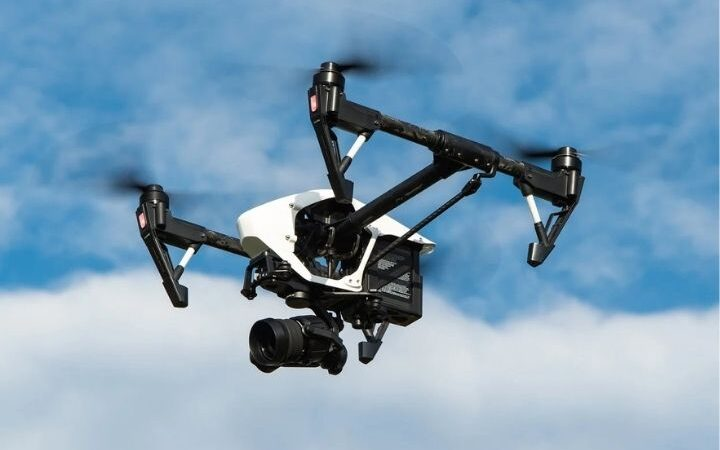 How Does A Camera Drone Work?