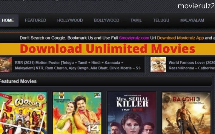 Movierulz2- (2021) Download Latest Movies, Web Series And Proxy Unblocked-[Updated]