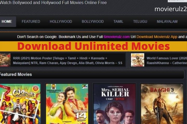 Movierulz2 | Download Latest Movies, Web Series | Proxy Unblock | Updated (2021)