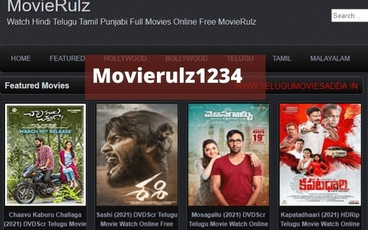 Movierulz 1234 (2021) – Watch And Download Latest Movies For Free  [UPDATED]