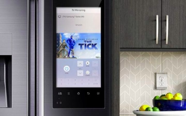 How Does A Smart Refrigerator Work?